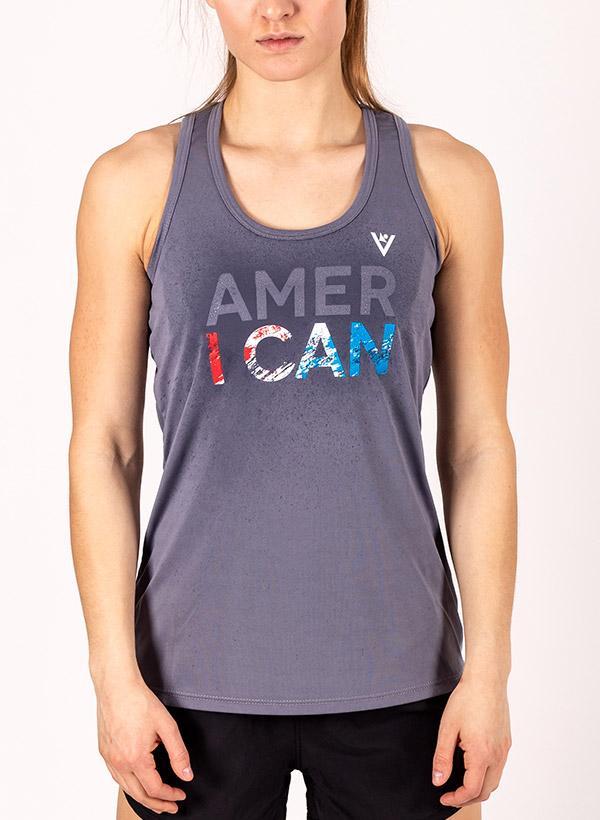 """Women's """"American"""" Tank"""