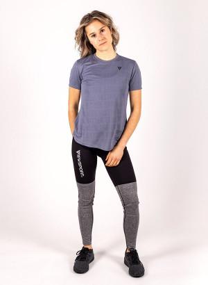 """Women's """"Faster, Better, Stronger"""" Short Sleeve Shirt"""