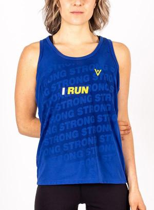 "Women's ""I Run"" Tank"